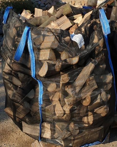 Premium Holzbag 100x100x120cm